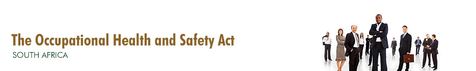 Occupational Health and Safety Act Contact us